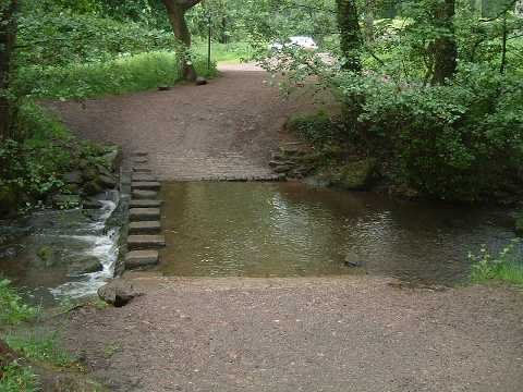how to build a low water bridge