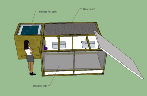 There are plenty of useful experiments pertaining to cold-season aquaponics that can be done.